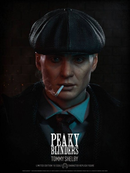 Peaky Blinders Actionfigur 1/6 Tommy Shelby (Limited Edition)