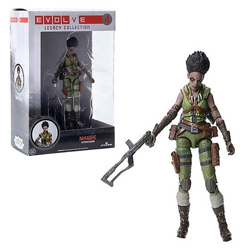 Evolve Legacy Actionfigur Maggie