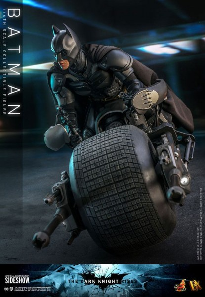 Batman The Dark Knight Rises Movie Masterpiece Actionfigur 1/6 Batman
