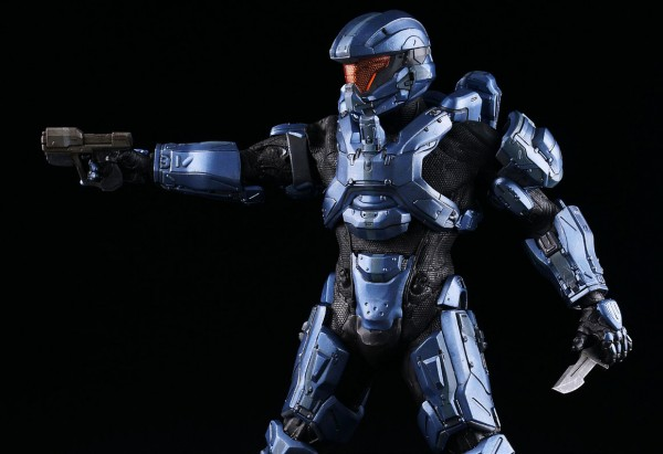 Halo Actionfigur 1/6 UNSC Spartan Gabriel Thorne