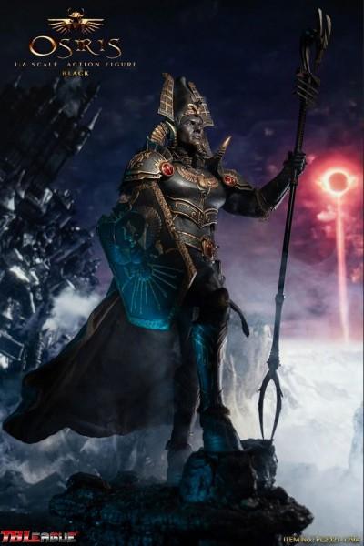 Phicen / TBLeague 1/6 Actionfigur Osiris (Black Version)
