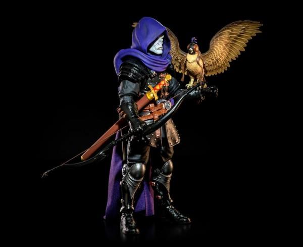 Mythic Legions: Illythia Actionfigur Vallak
