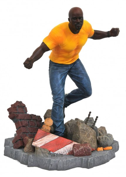 Defenders Gallery Statue Luke Cage (Netflix TV Series)
