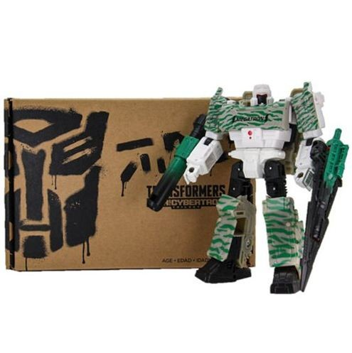 Transformers Generations Selects Voyager G2 Combat Megatron (Exclusive)