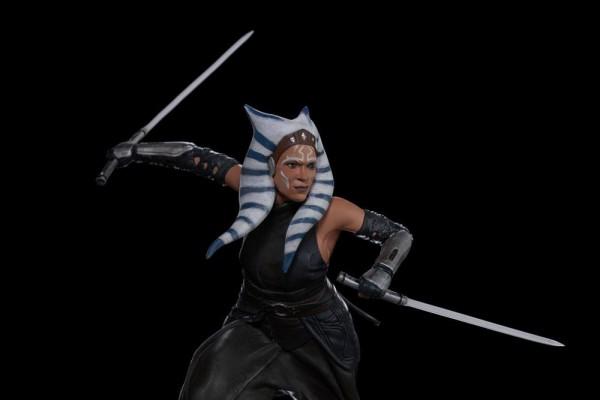 Star Wars The Mandalorian BDS Art Scale Statue 1/10 Ahsoka Tano