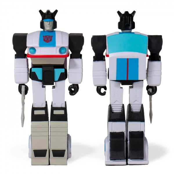 Transformers ReAction Actionfigur Jazz