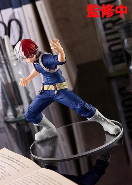 My Hero Academia Pop Up Parade Statue Shoto Todoroki (Hero Costume Version)