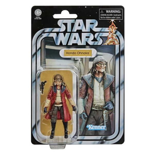Star Wars Vintage Collection Actionfigur 10 cm Hondo Ohnaka