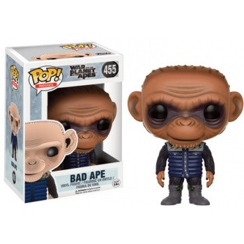 War for the Planet of the Apes Funko Pop! Vinylfigur Bad Ape 455