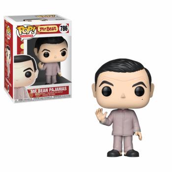 Mr. Bean Funko Pop! Vinylfigur Mr. Bean Pajamas 786