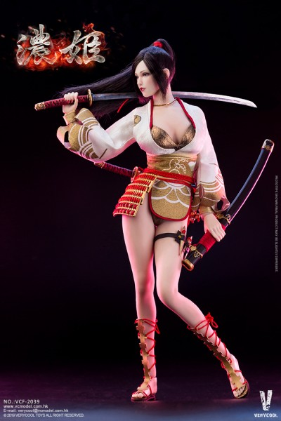 VERYCOOL Actionfigur 1/6 Ancient Japanese Heroine Series Nohim