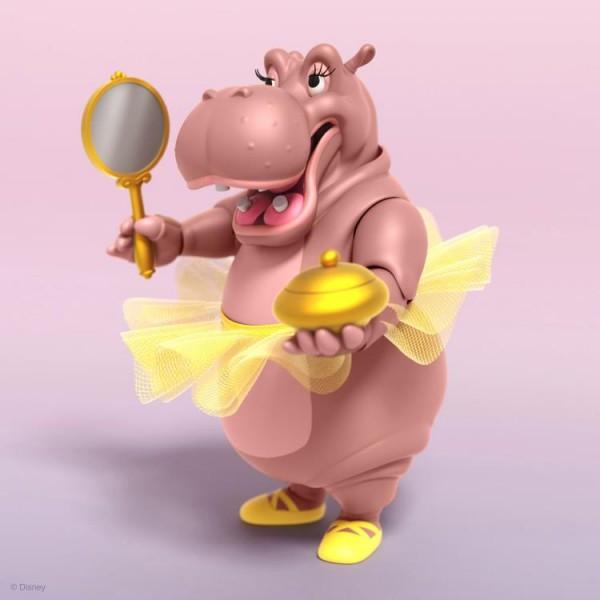 Disney Ultimates Actionfigur Hyacinth Hippo (Fantasia)