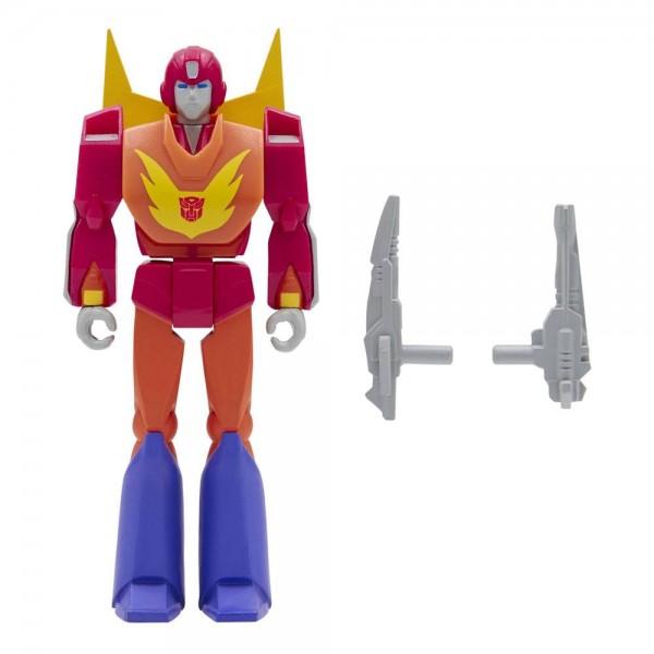 Transformers ReAction Actionfigur Hot Rod