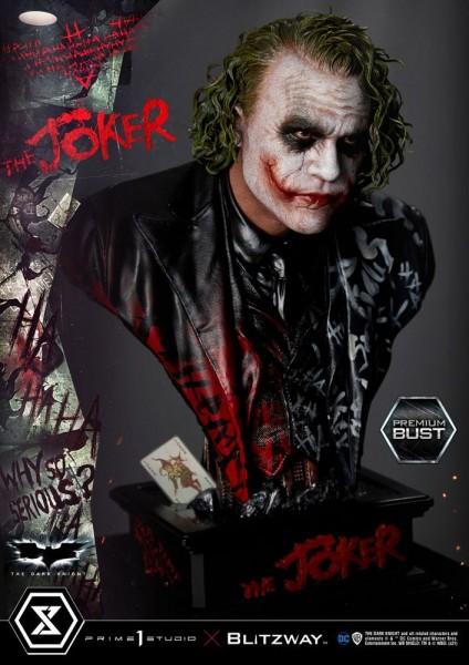 The Dark Knight Premium Büste The Joker