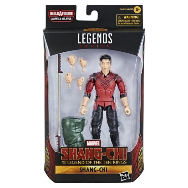 Shang-Chi Marvel Legends Actionfigur Shang-Chi