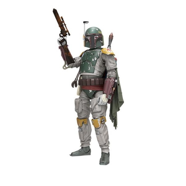 Star Wars Black Series Deluxe Actionfigur 15 cm Boba Fett (Ep 6)