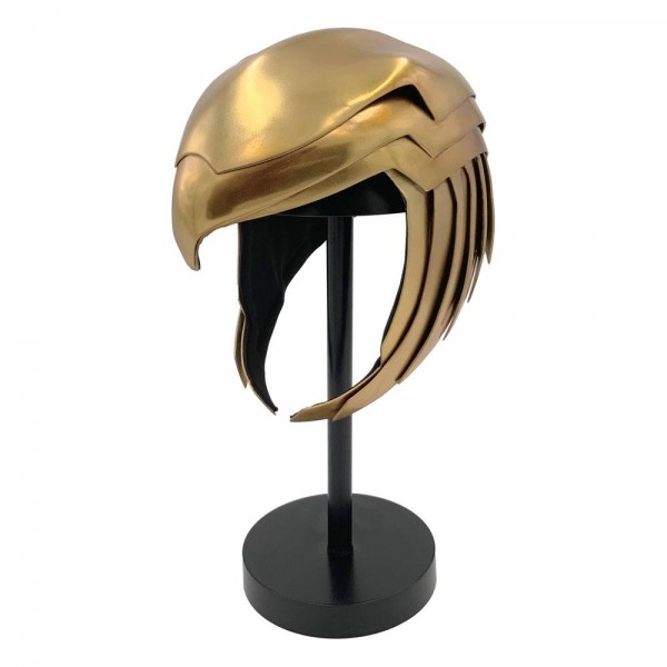 Wonder Woman 1984 Replik 1/1 Golden Armor Helm