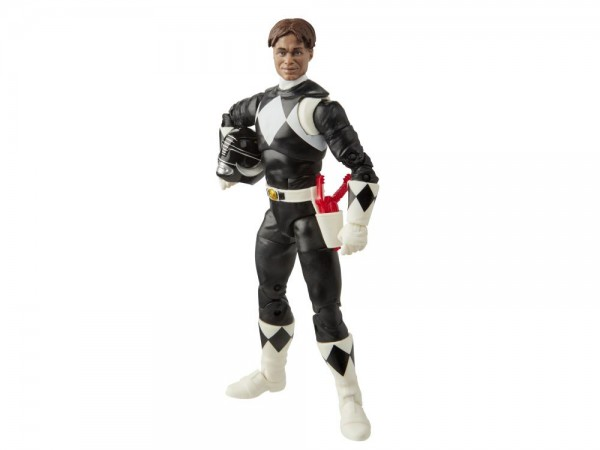Power Rangers Lightning Collection Actionfigur 15 cm Mighty Morphin Black Ranger