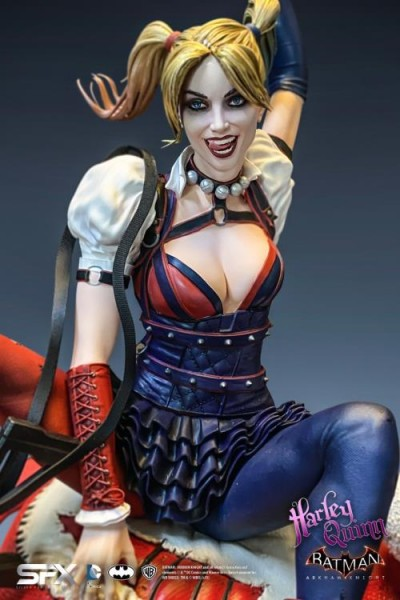 Silver Fox Collectibles Statue 1/8 Harley Quinn (Arkham Knight)