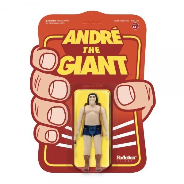 André the Giant ReAction Actionfigur André the Giant (Vest)
