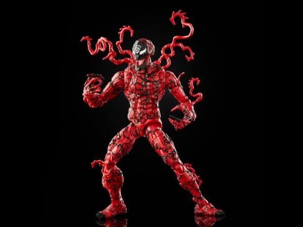 Venom Marvel Legends Actionfigur Carnage