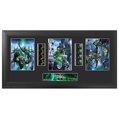 Film Cell Green Lantern Attack