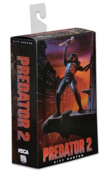 Predators Actionfigur Ultimate City Hunter