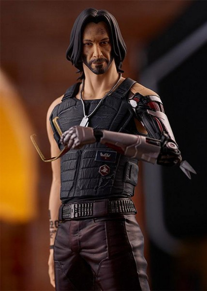 Cyberpunk 2077 Pop Up Parade Statue Johnny Silverhand
