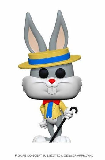 Bugs Bunny 80th Anniversary Funko Pop! Vinylfigur Bugs Bunny (in Show Outfit)