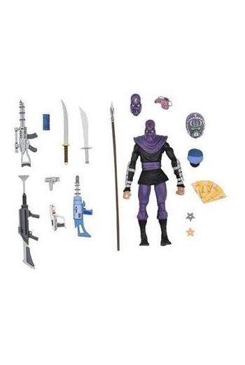 Teenage Mutant Ninja Turtles Actionfigur Cartoon Foot Soldier (Deluxe)