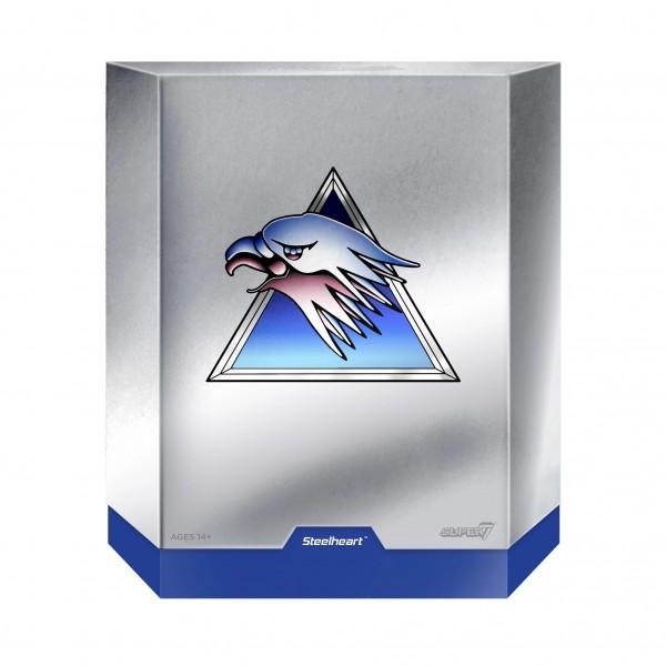 Silverhawks Ultimates Actionfigur Steelheart