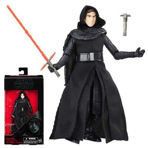Star Wars Black Series Actionfigur 15 cm Kylo Ren (Unmasked)