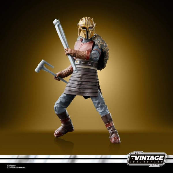 Star Wars Vintage Collection Actionfigur 10 cm The Armorer (Mandalorian)