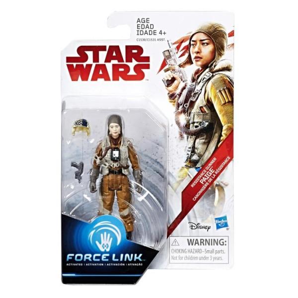 Star Wars The Last Jedi Teal 10 cm Actionfiguren Force Link Wave 1 (5)
