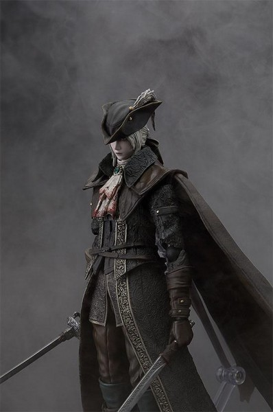 Bloodborne: The Old Hunters Figma Actionfigur Lady Maria of the Astral Clocktower (DX Edition)