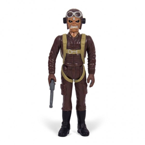 Iron Maiden ReAction Actionfigur Aces High - Pilot Eddie