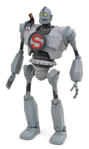 The Iron Giant Select Actionfigur Iron Giant