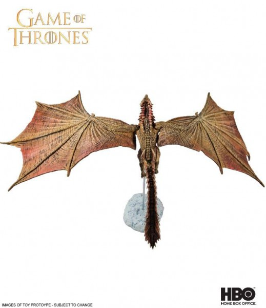 Game of Thrones Actionfigur Viserion (Version 2)