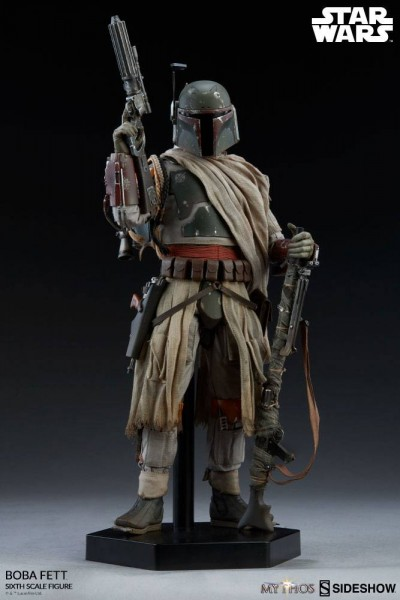 Star Wars Mythos Actionfigur 1/6 Boba Fett